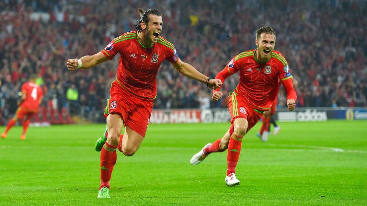 Gareth Bale's winner has Wales sitting pretty atop Group B.