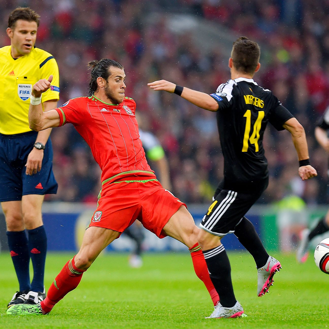 Gareth Bale and Wales are now in the Euro 2016 driver's seat after their key Group B win over Belgium.