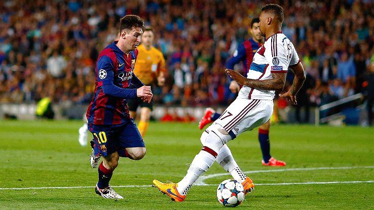 ''Ronaldo est plus facile à stopper que Messi'', affirme ce grand défenseur mondialement reconnu. Vidéo