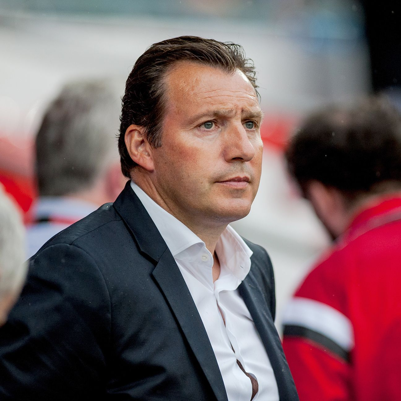 Belgium's 1-0 defeat in Wales will do little to quiet Marc Wilmots' doubters.