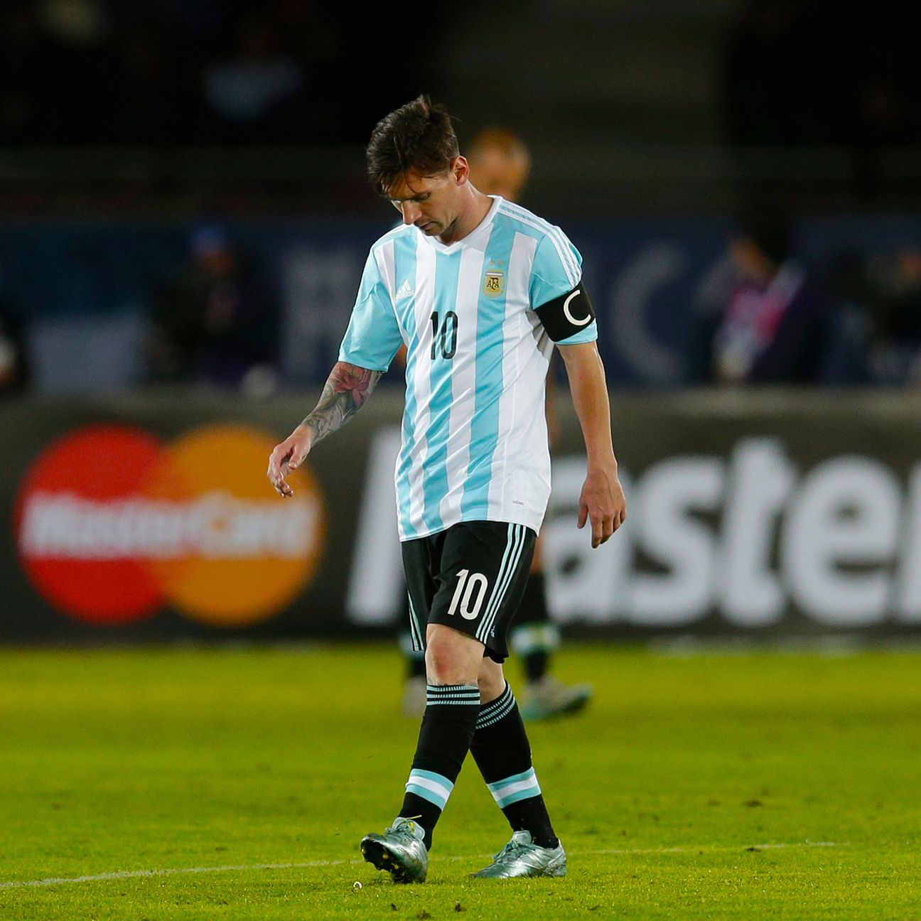 Lionel Messi and Argentina suddenly find themselves in a tight spot in Group B after their draw with Paraguay.