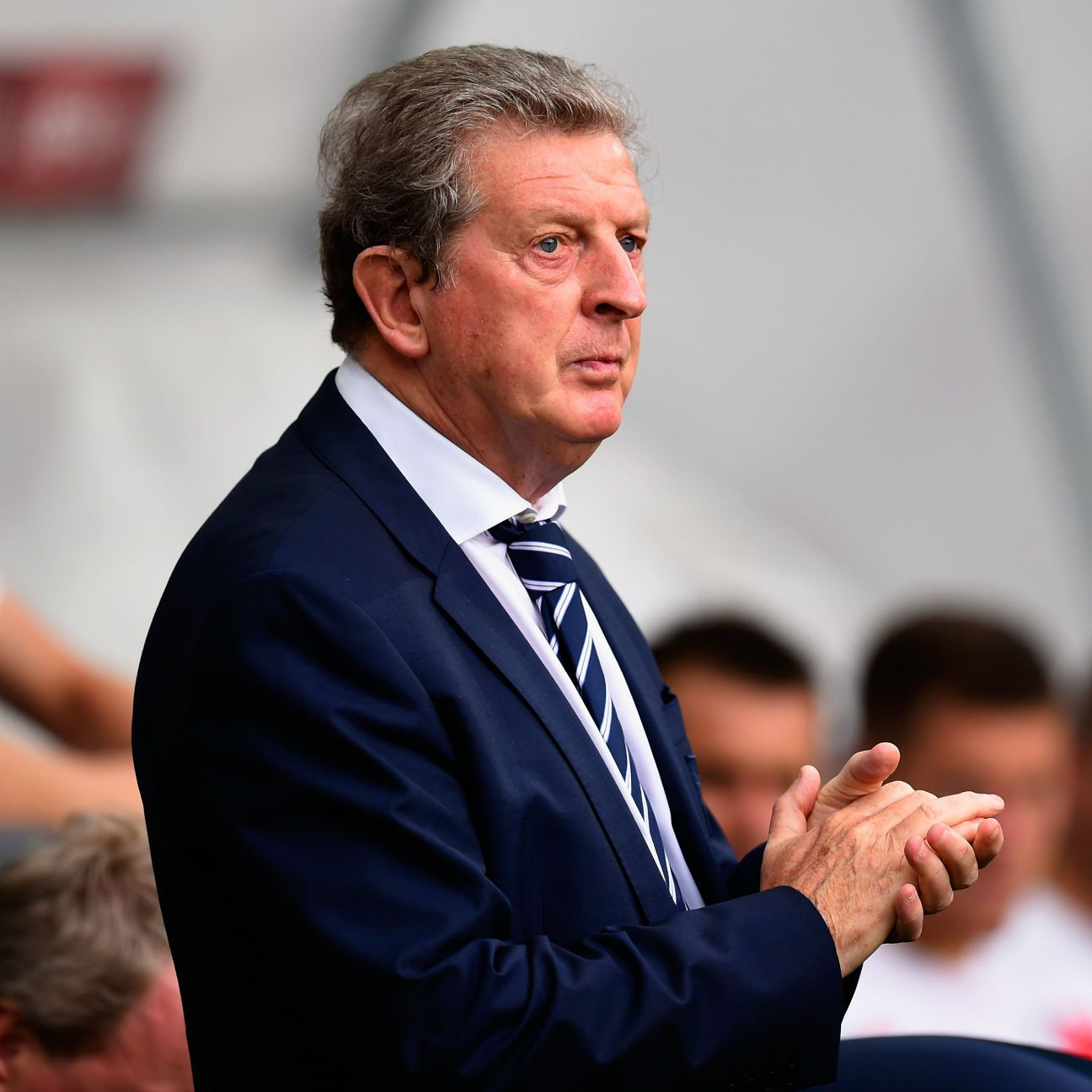 Roy Hodgson's England posted a perfect record in qualifying.