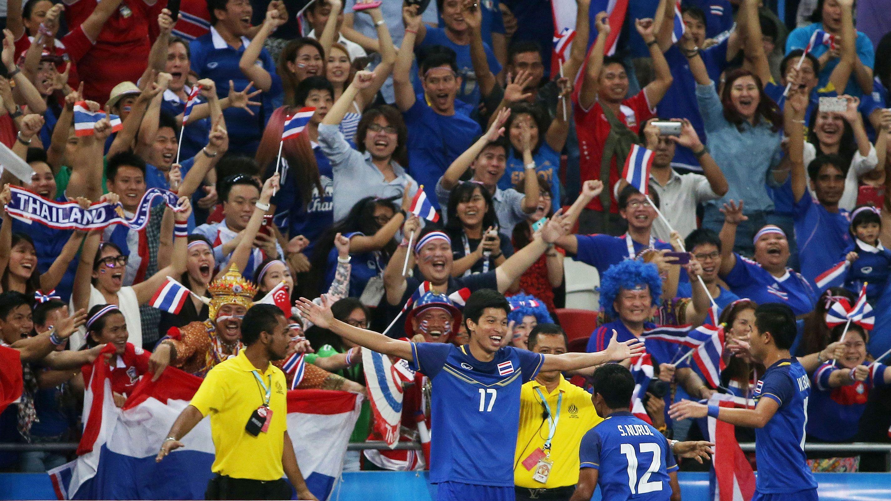 Прогноз таиланд футбол
