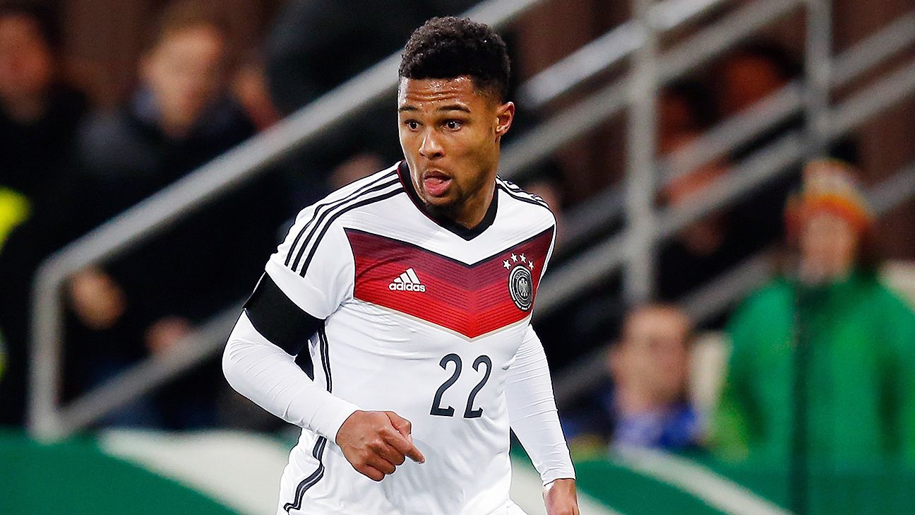 Arsenal starlet Serge Gnabry is among a wealth of German talent at the European Under-21 Championship.