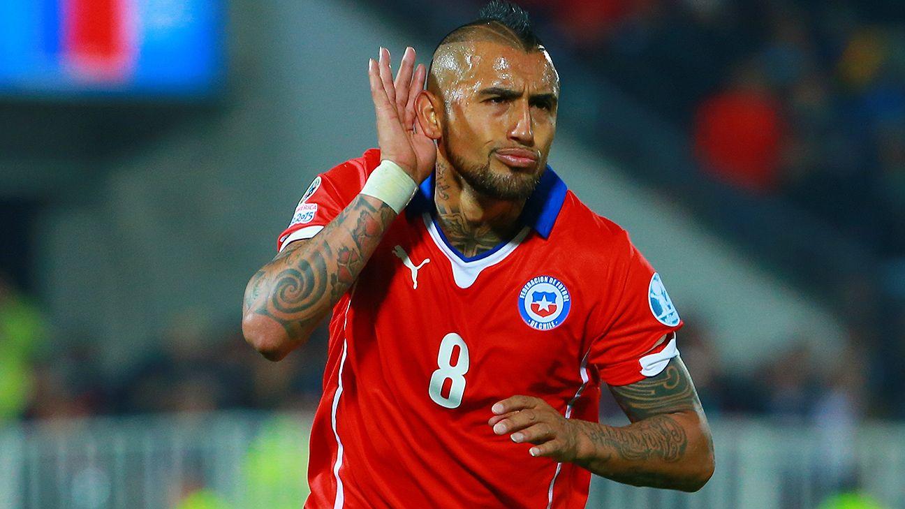 Argentina, Chile áp đảo đội hình xuất sắc nhất Copa America 2016