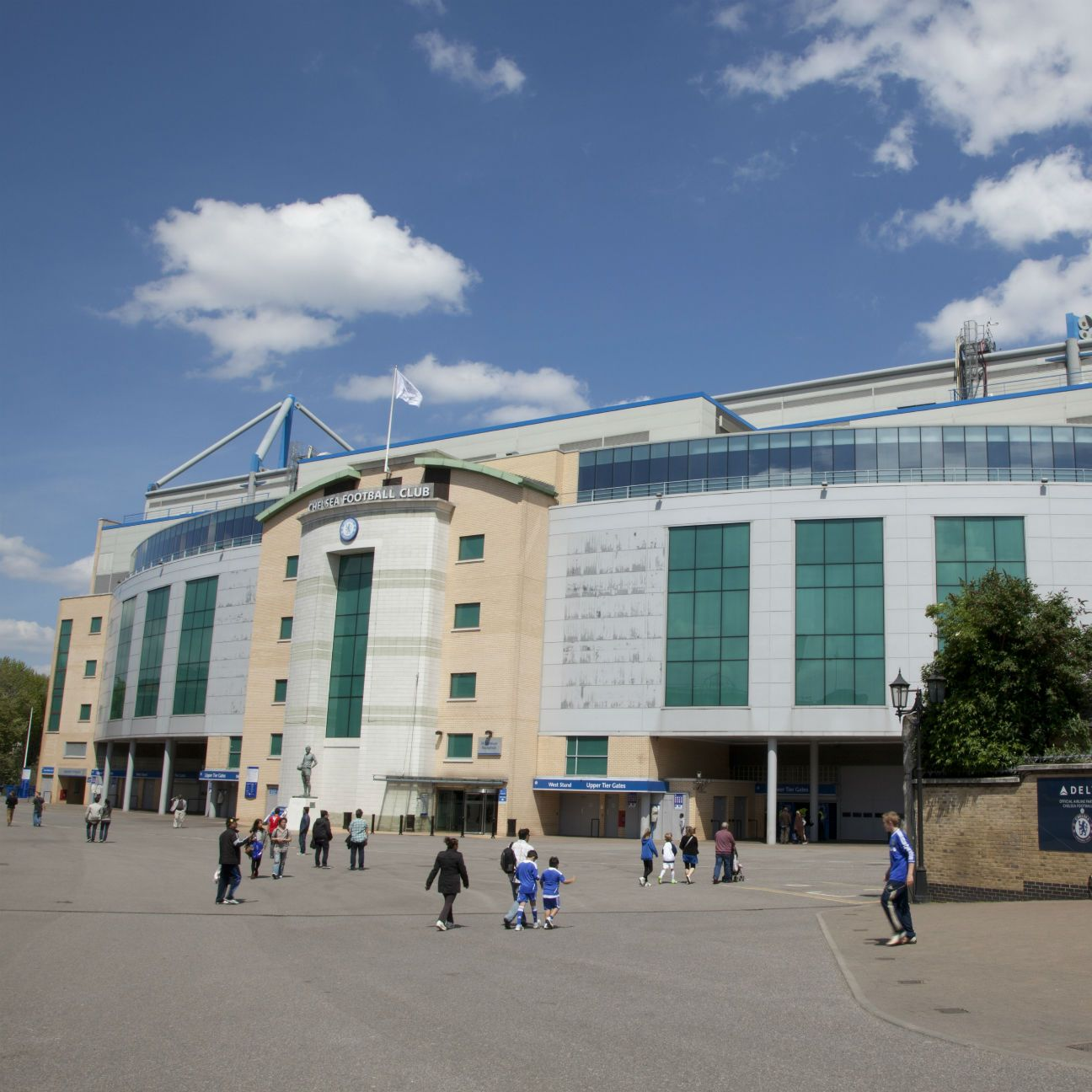 Chelsea's stadium issue appears no way near being resolved.