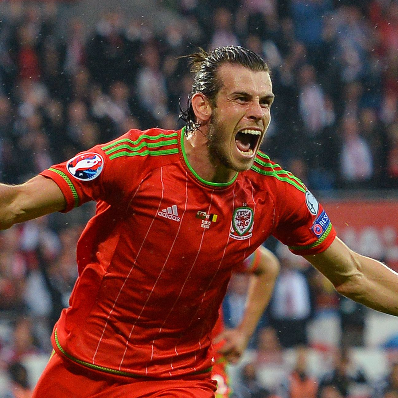 Welsh superstar Gareth Bale will get a crack at neighbours England in Group B.