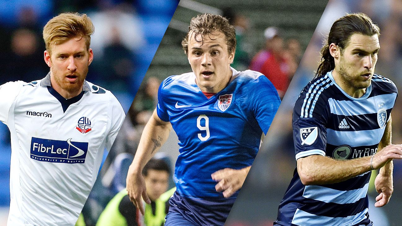 Will Tim Ream, Jordan Morris and Graham Zusi make the final Gold Cup roster?