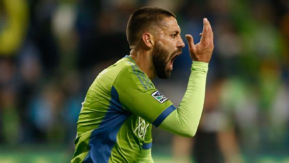 Clint Dempsey's Seattle Sounders have had a rough start to the MLS season.