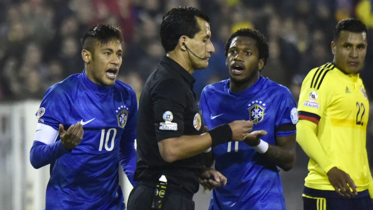 Neymar will miss rest of Copa America after Brazil drop suspension appeal