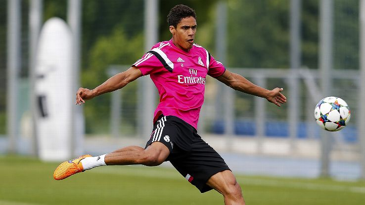 In four seasons at the Bernabeu, Raphael Varane has mostly been a backup to starting centre-backs Pepe and Sergio Ramos.