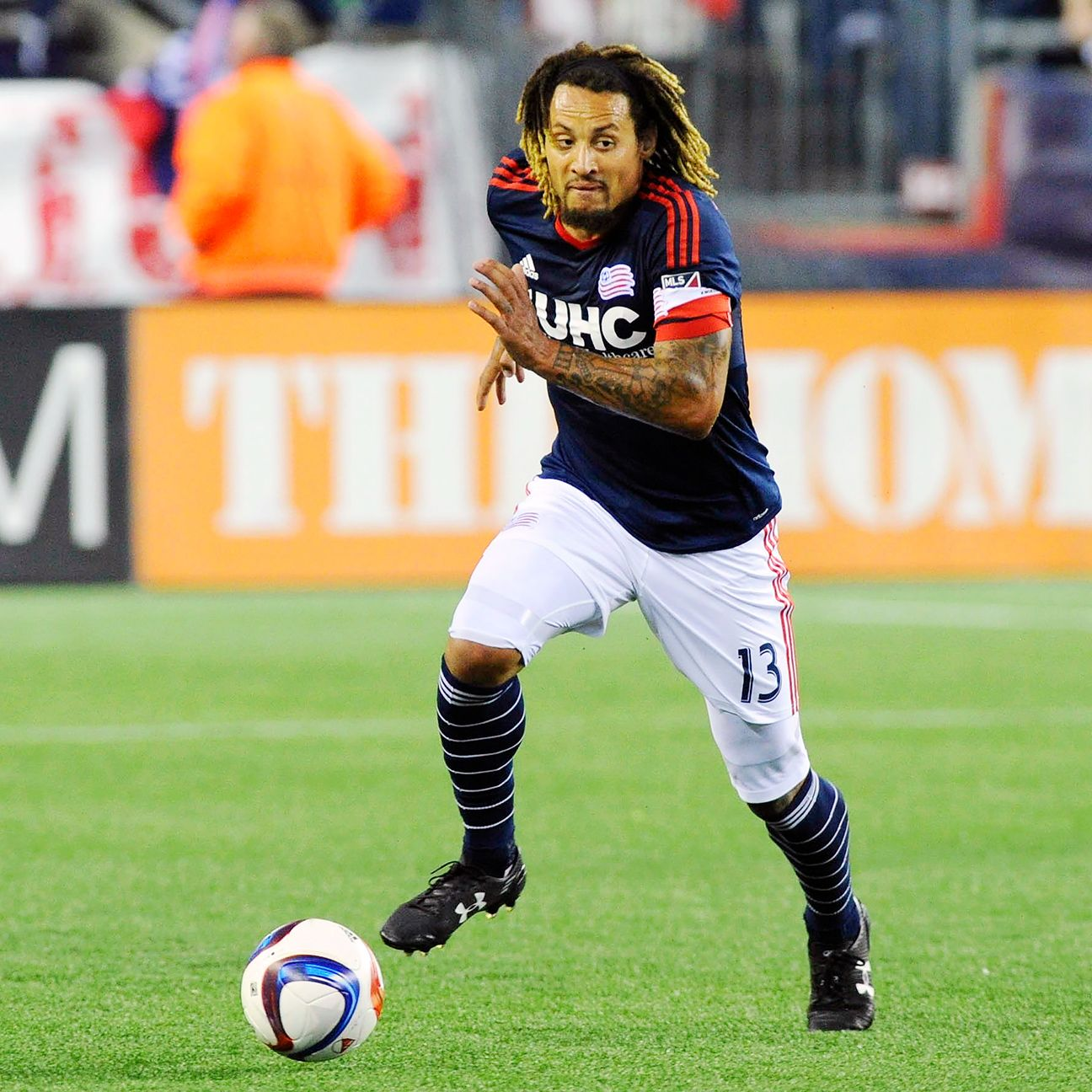 Jermaine Jones remains unsigned, though a potential return to the Revolution has not been completely ruled out.