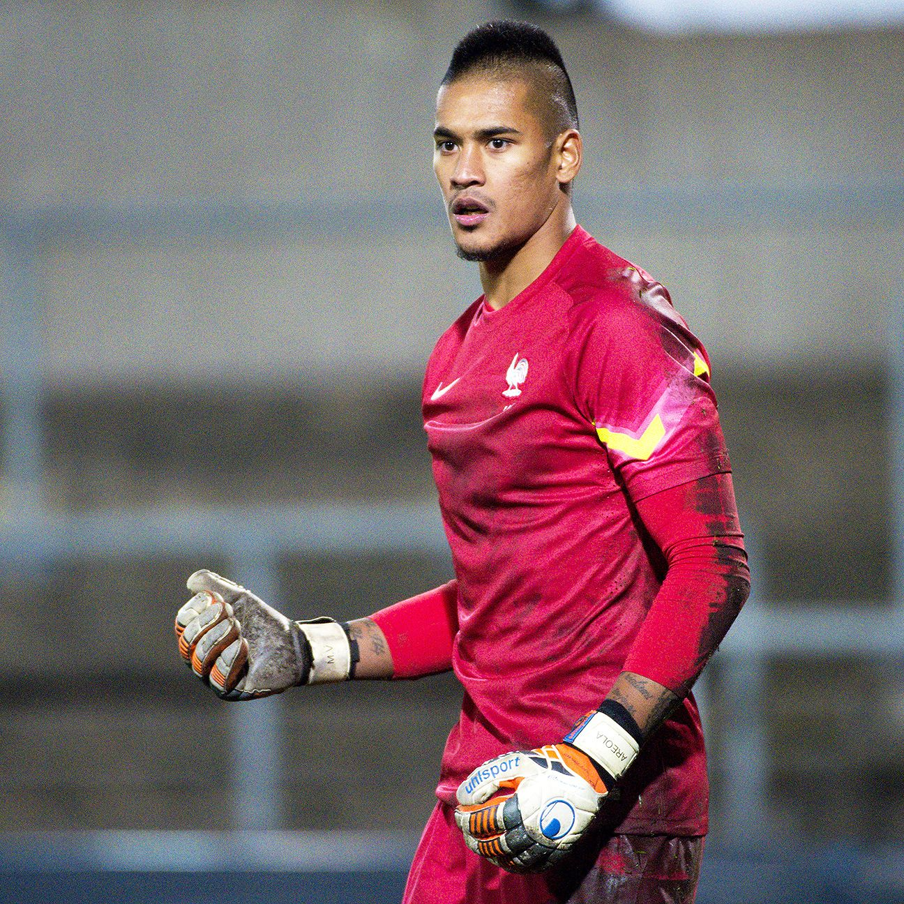 PSG youngster Alphonse Areola will get crucial European experience in 2015-16 at Villarreal.