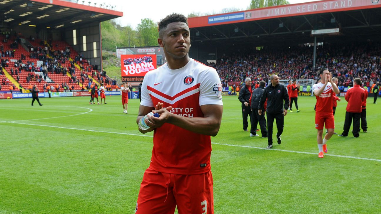Joe Gomez made 21 appearances in the Championship last season with Charlton.