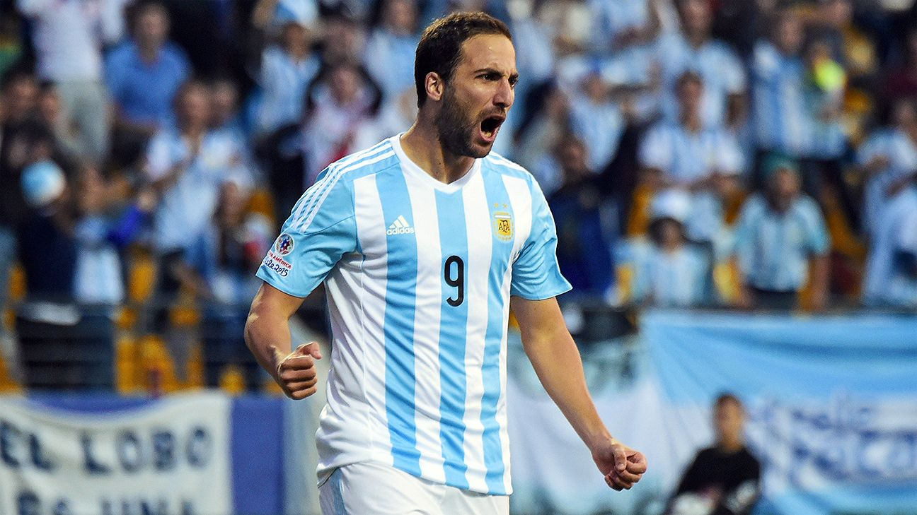 Argentina's scoring well ran dry after Gonzalo Higuain's 11th-minute strike.