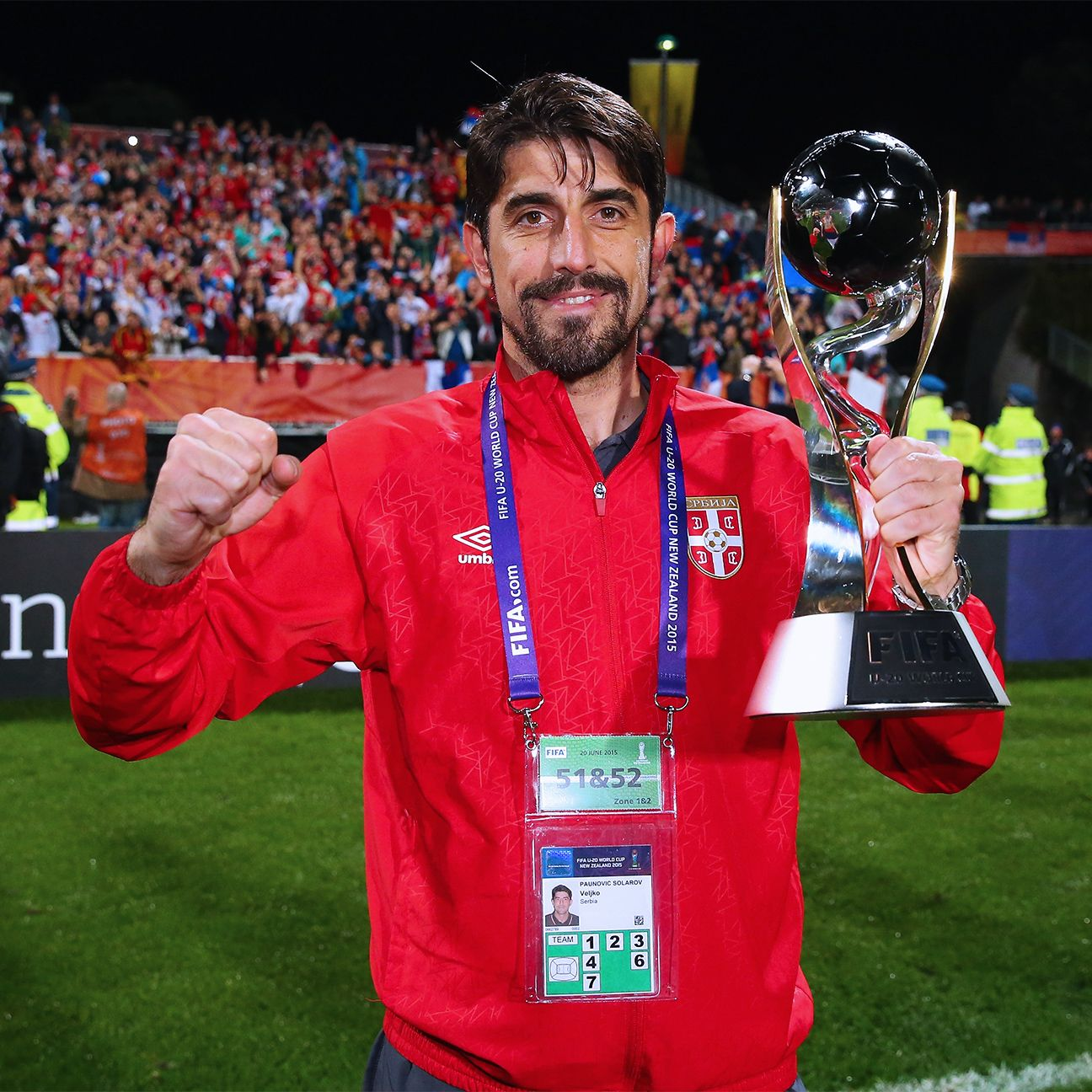 Serbian football is on the rise thanks to under-20 World Cup-winning manager Veljko Paunovic.