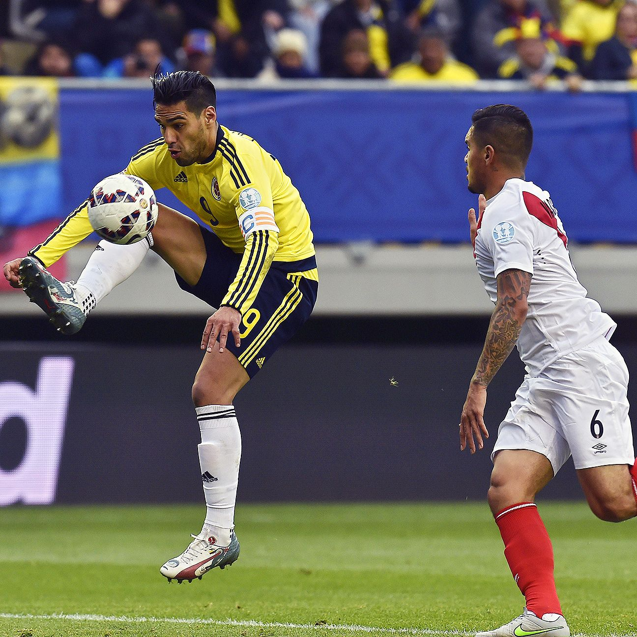After squaring off in the Copa America over the summer, Colombia clash with Peru to open CONMEBOL World Cup qualifying.