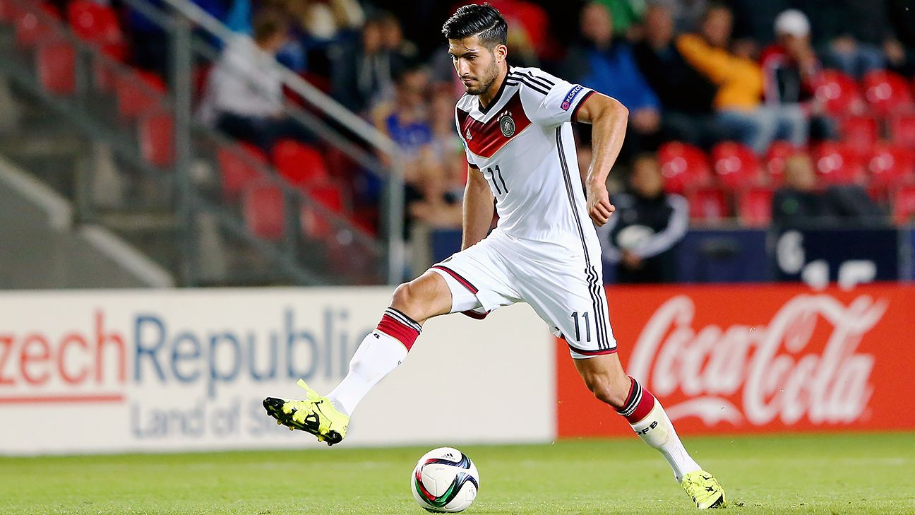 Emre Can has powered Germany to a decisive 3-0 victory over Serbia on Saturday at the European Under-21 Championship.
