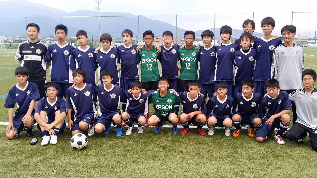 singapore league story cubs taste jleague with matsutomo yamaga