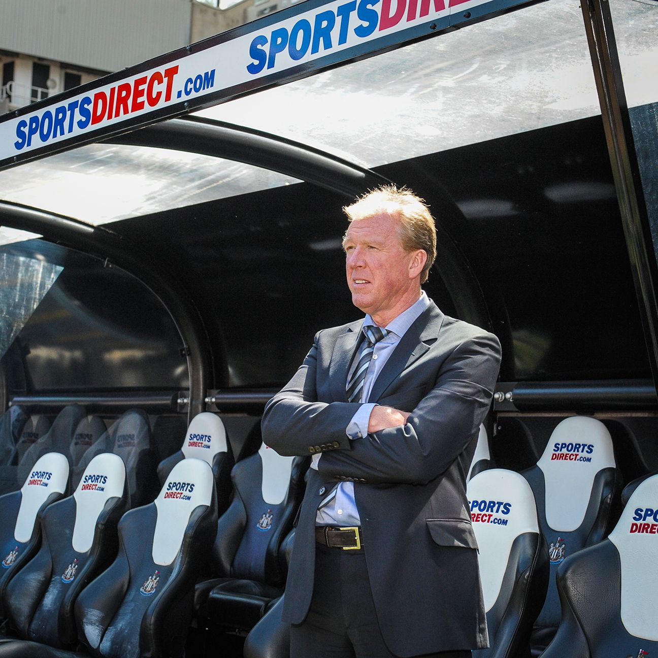 Steve McClaren takes over a Newcastle side that was rocked by relegation fears in 2014-15.