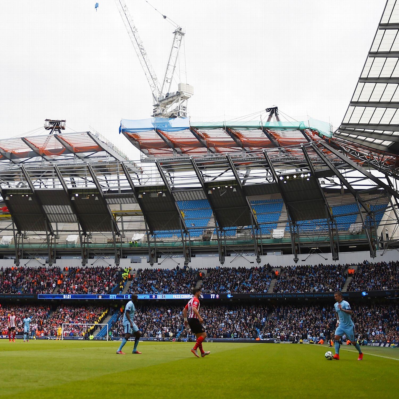 Man City stadium to become Premier League third largest ...
