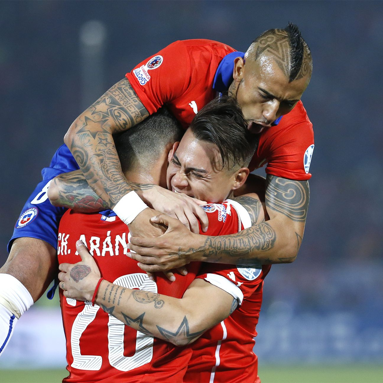 Chile can end their international trophy drought with a victory on Saturday versus Argentina.