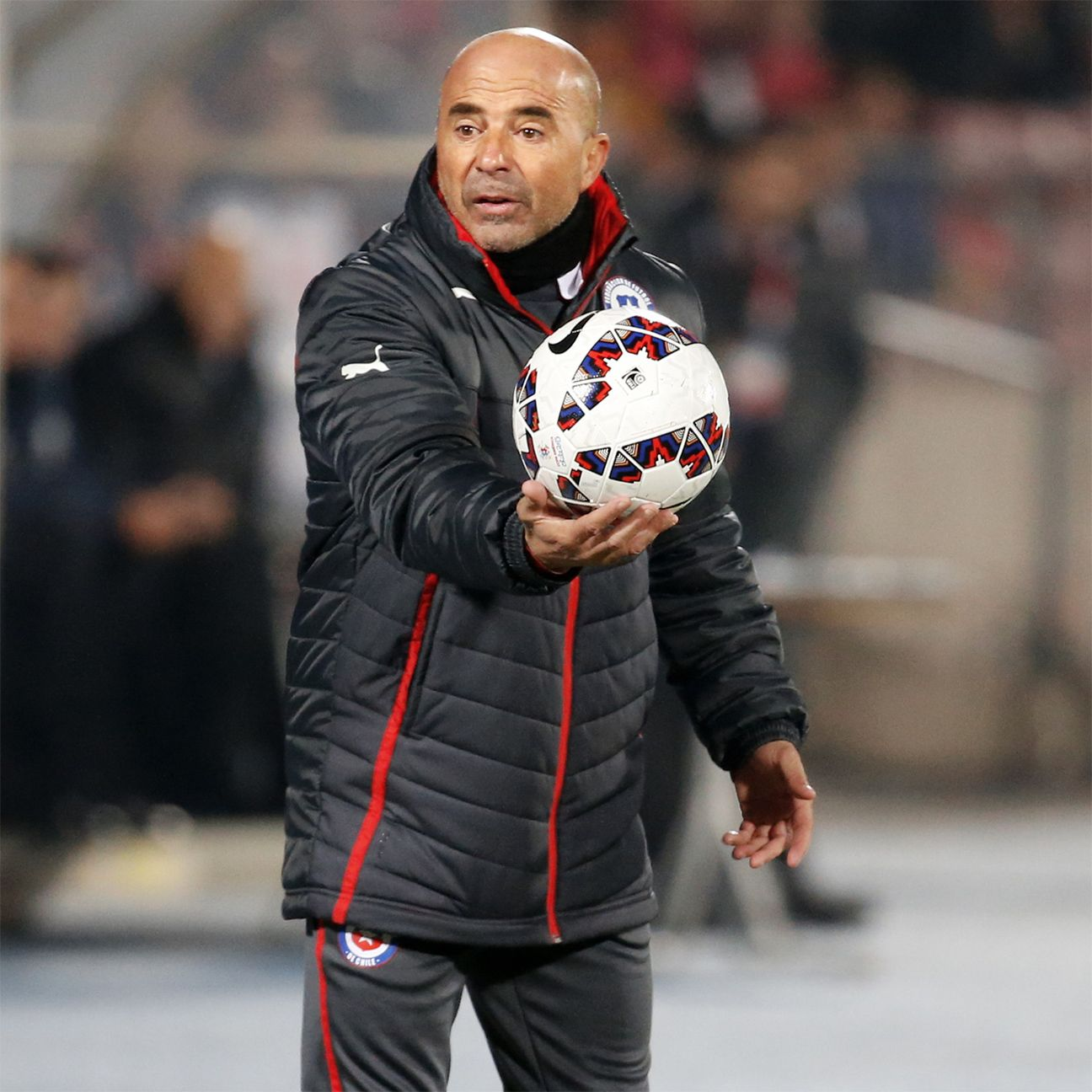 Chile head coach Jorge Sampaoli's tactics were spot against Argentina in the Copa America final.