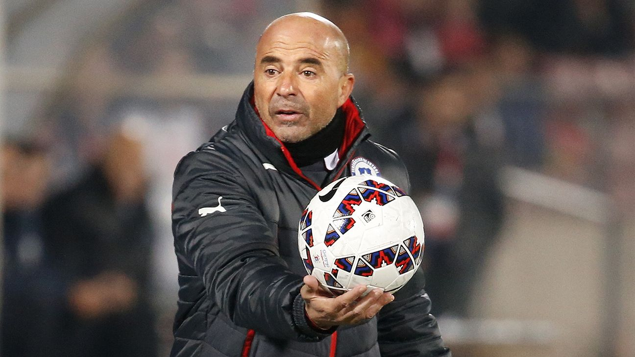 Chile coach Jorge Sampaoli rejects Mexico offer reports