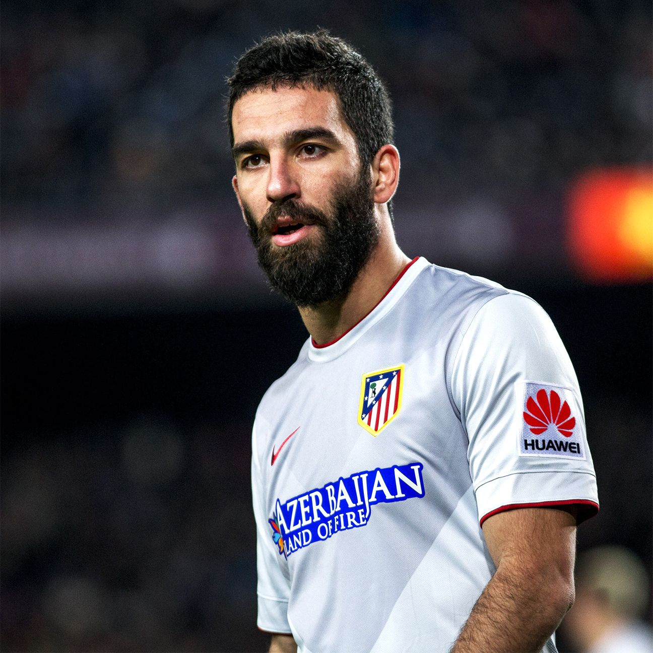 Arda Turan made 46 total appearances for Atletico Madrid in 2014-15.