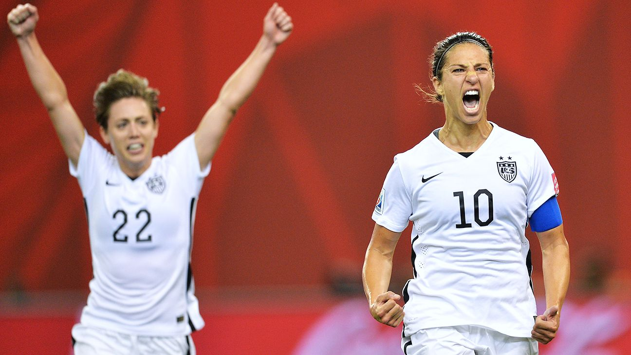 USA 2-0 Germany Full Highlights : U.S. WOMEN PAST GERMANY AND INTO FINAL