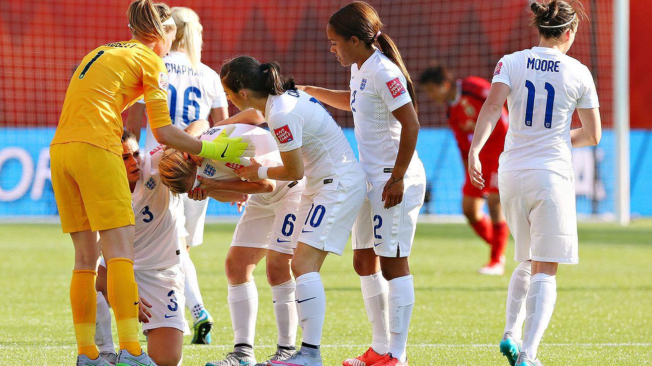 FIFA Women's World Cup – Japan v. England – Semi-Final