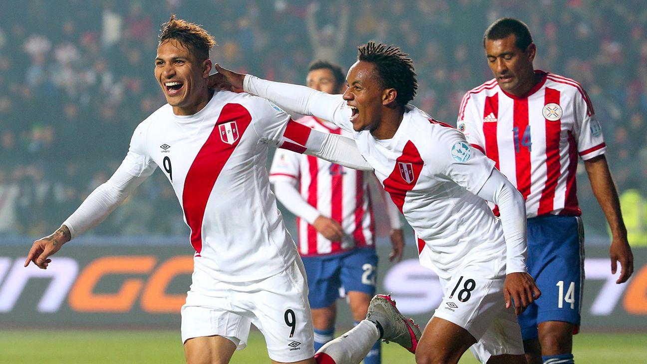 Video: Peru vs Paraguay