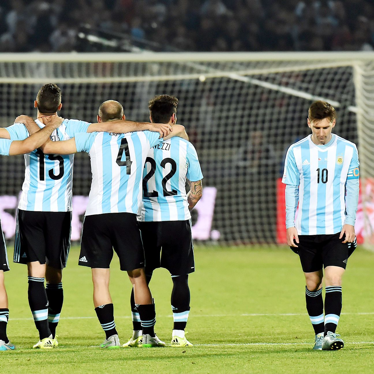 The Copa American ended in yet another disappointment for Lionel Messi.
