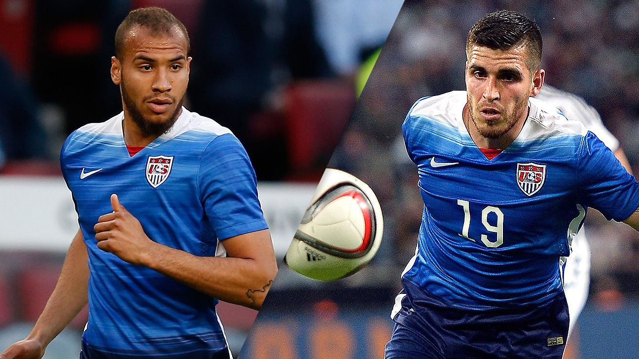 John Brooks and Ventura Alvarado figure to start in central defense against Honduras at the Gold Cup.