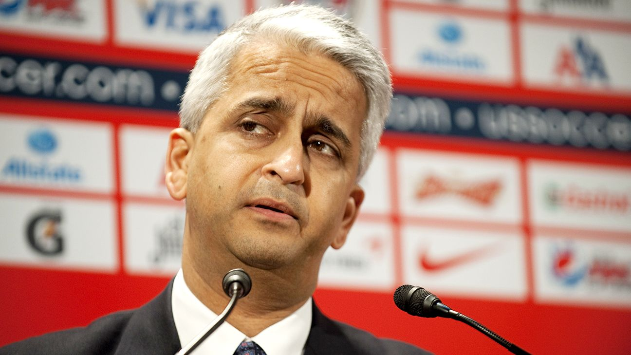 United States Soccer Federation president Sunil Gulati was part of the three-man team that assembled CONCACAF's reform framework.