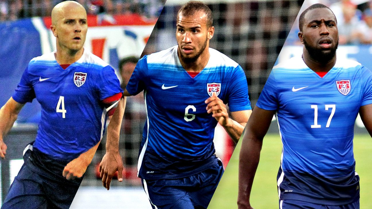 Michael Bradley, John Brooks and Jozy Altidore figure to play key roles for the U.S. at the Gold Cup.