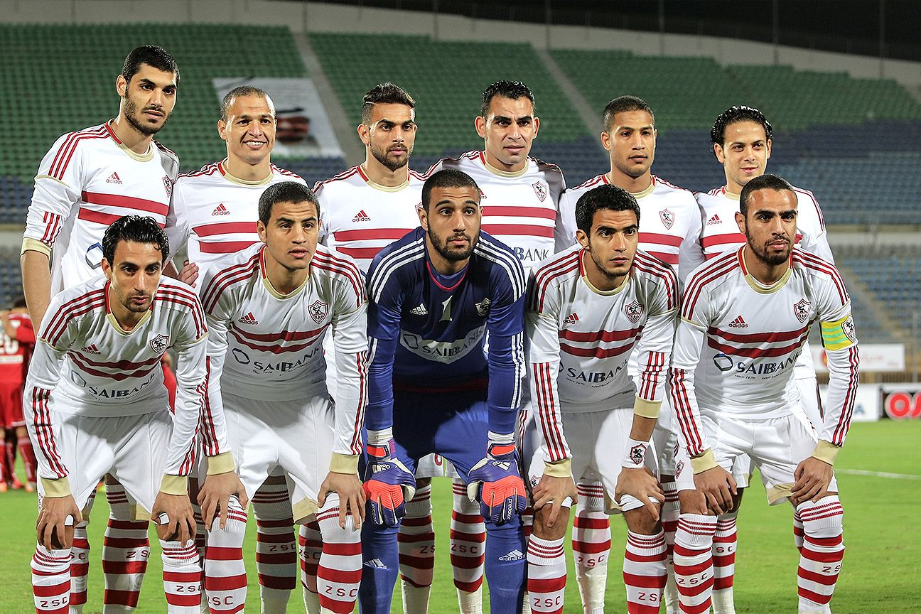 Zamalek conceded five goals in a match for the first time since 2005.