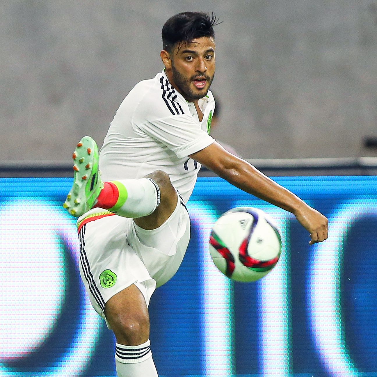 Mexico striker Carlos Vela lacked sharpness and struggled with fitness during the Gold Cup.
