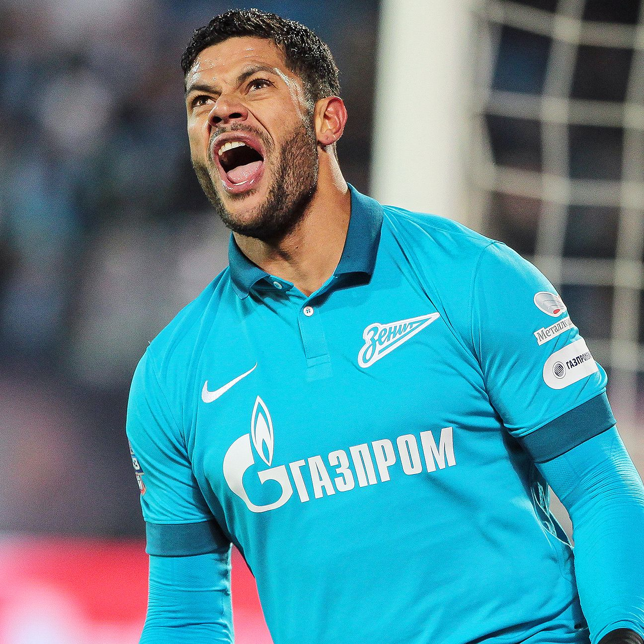 Hulk continues to astound in Zenit training sessions.