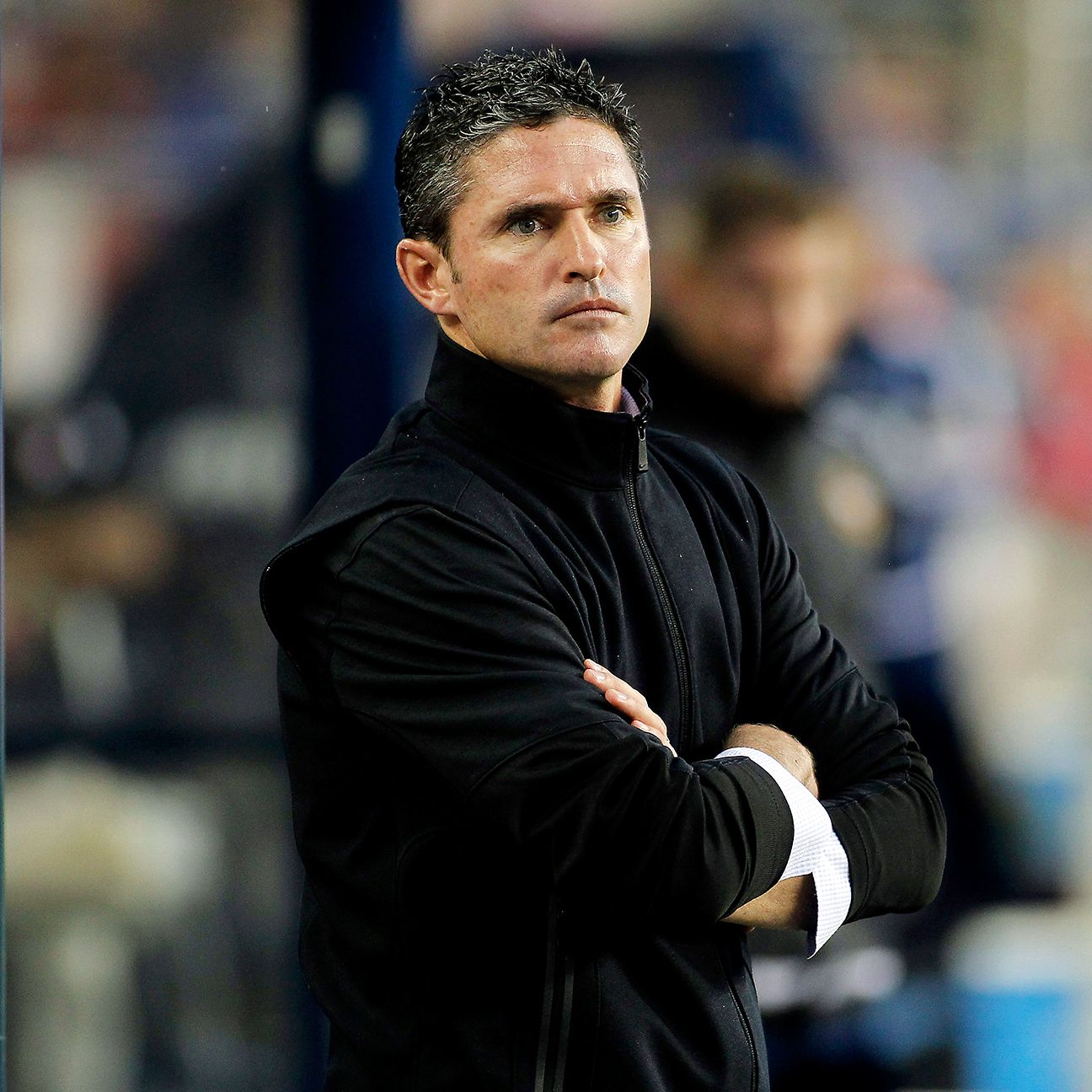 Revs coach Jay Heaps know he needs to make some adjustments to help snap the team out of its struggles.