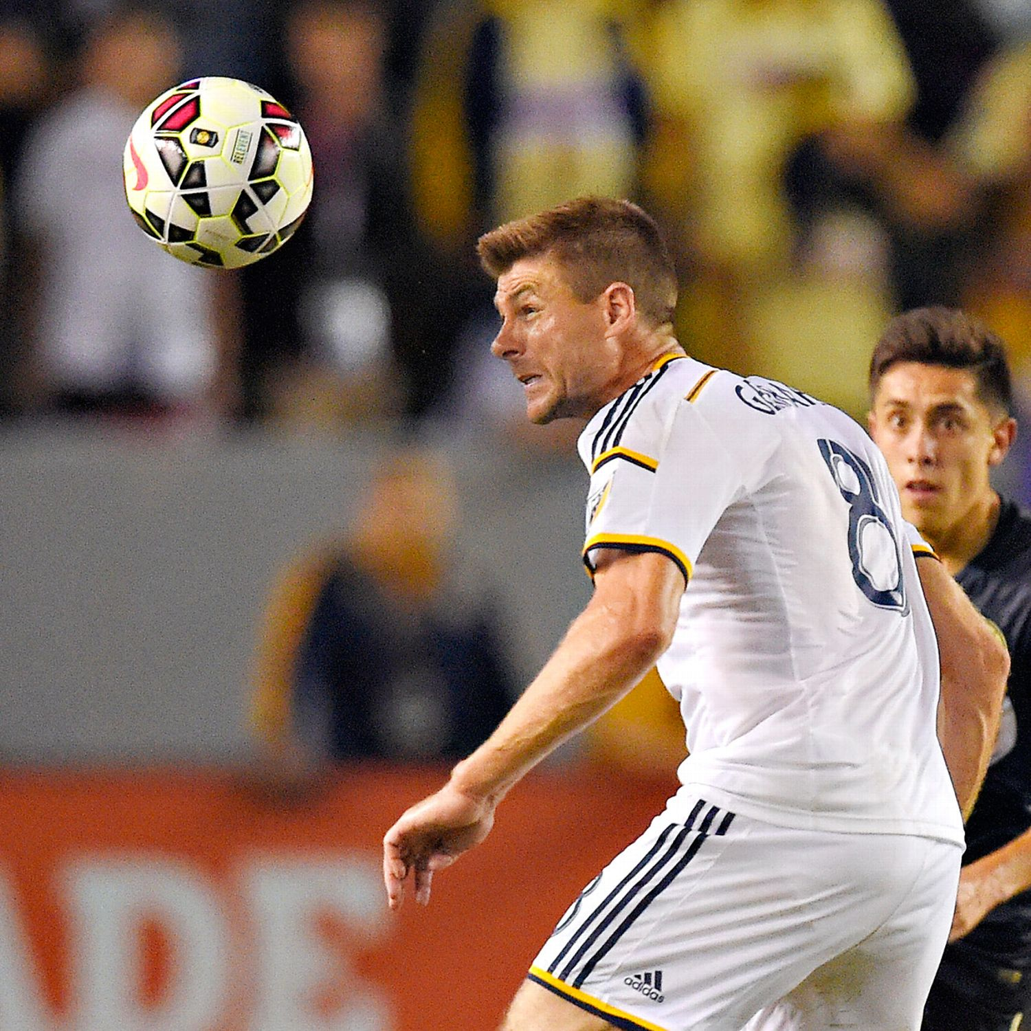 Liverpool 4 0 Borussia Dortmund Match Report Philippe: Steven Gerrard Makes Debut For LA Galaxy