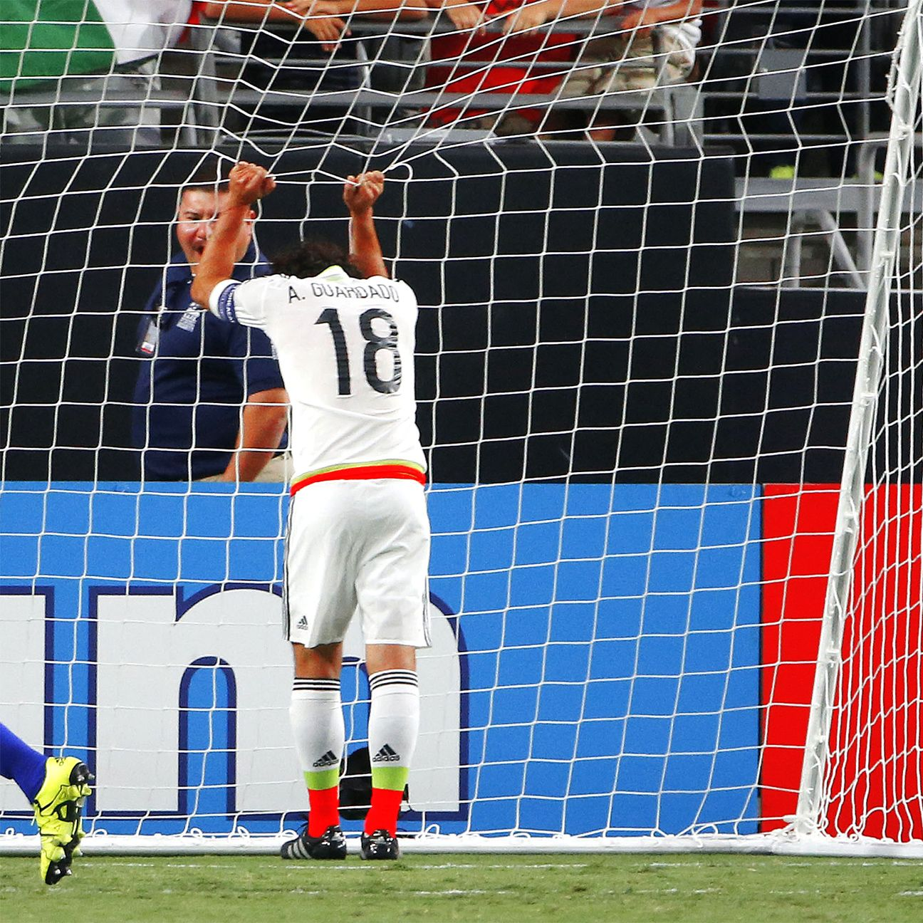 Andres Guardado and Mexico were left frustrated by a stout Guatemala defense on Sunday night in Phoenix.