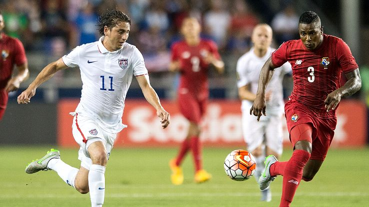 Alejandro Bedoya played in his first national team match on Monday since a late-March friendly versus Switzerland.