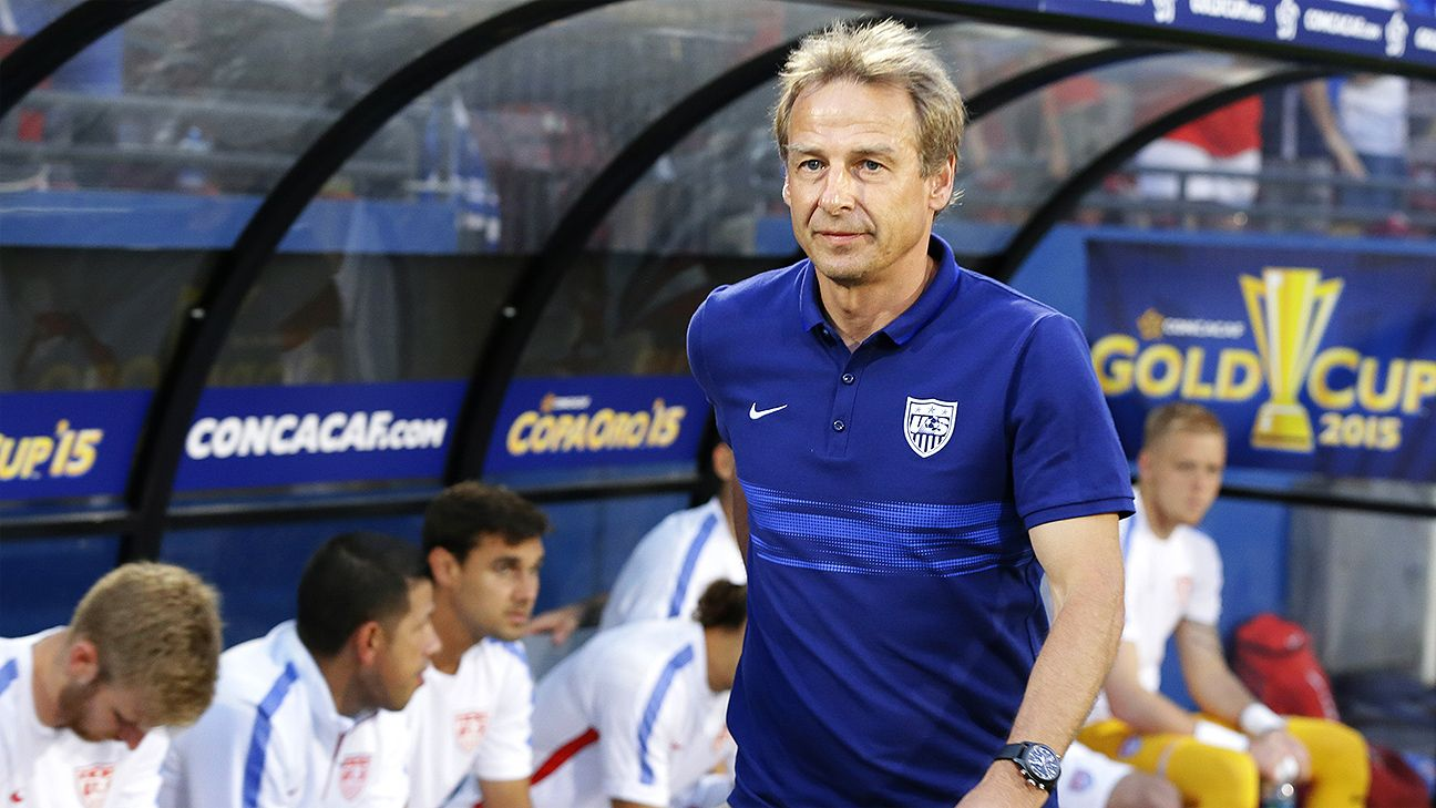 Jurgen Klinsmann and the U.S. have several issues to address as they look toward a busy fall featuring World Cup qualifying.