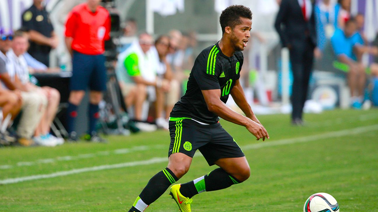 Giovani dos Santos is set to call Los Angeles home until 2019