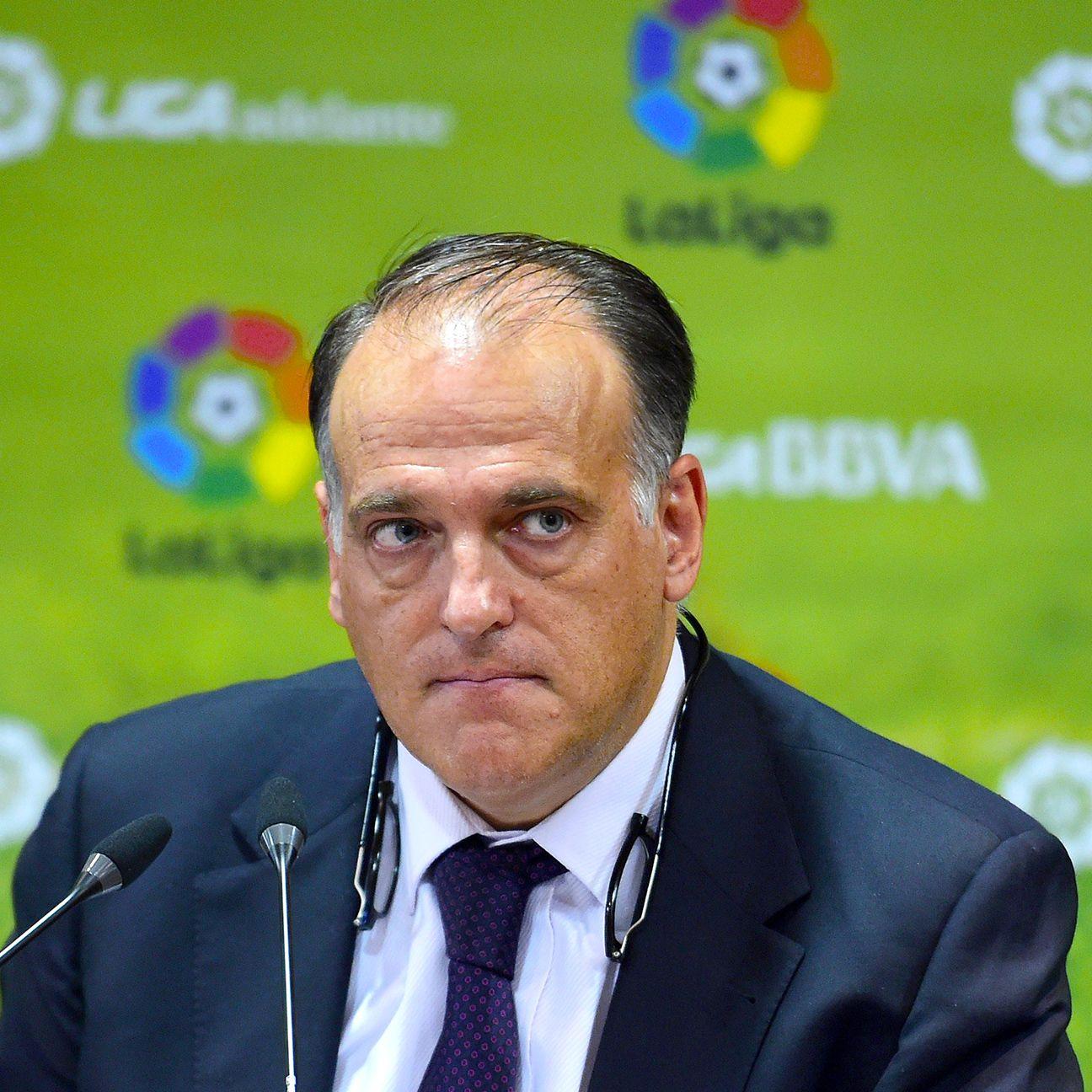 La Liga players still not convinced about Miami game - union chief