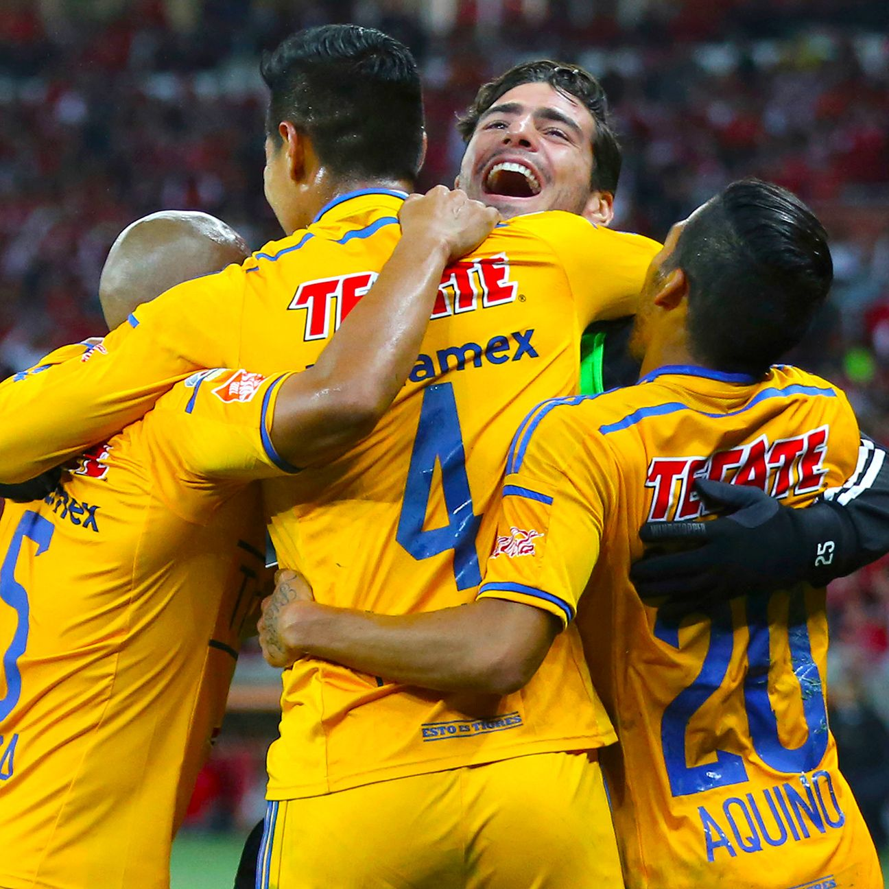 Hugo Ayala's precious away goal at Internacional has given Tigres a chance at reaching the Copa Libertadores final.