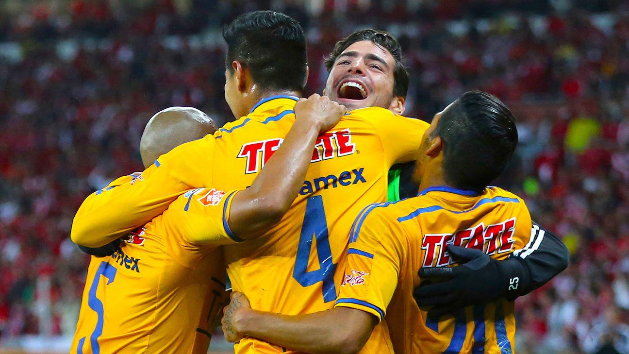 Hugo Ayala's precious away goal at Internacional has given Tigres a chance at reaching the Copa Libertadores final.