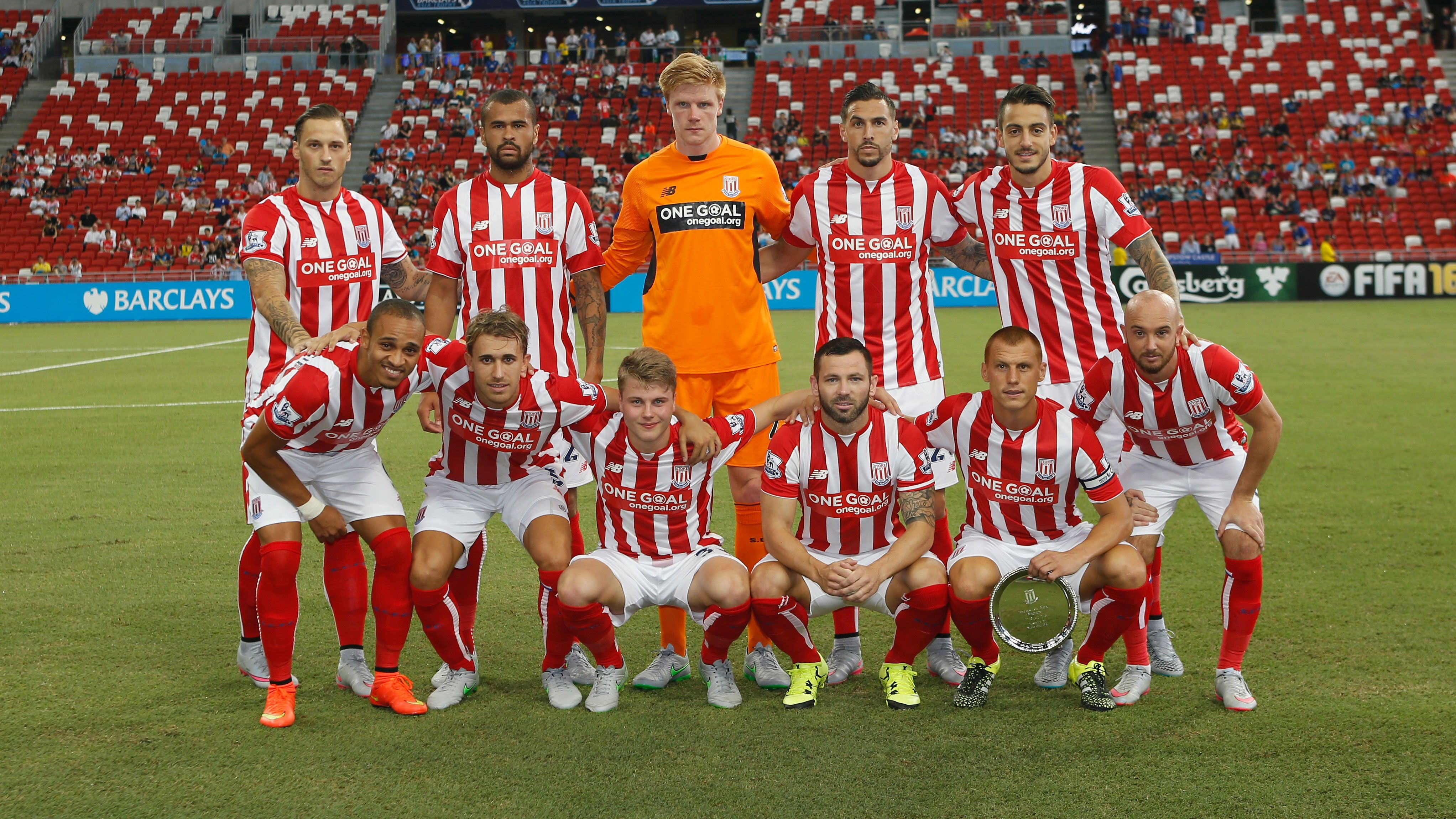 City third Stoke Trophy ESPN Asia clinch place Barclays FC -