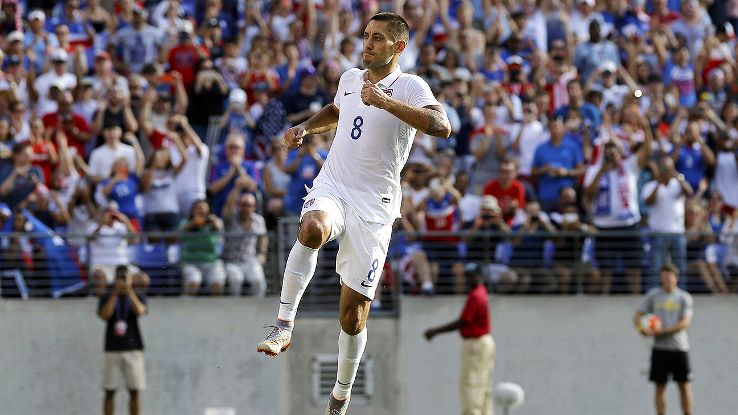 Even after three World Cups, Clint Dempsey is still an integral part of the U.S. national team.